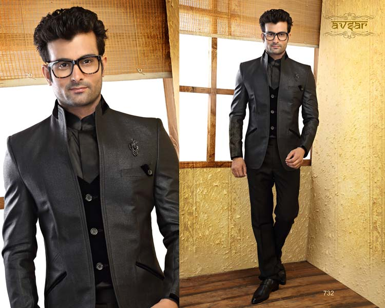 Mens Designer Suits Online India - Latest Trend Fashion