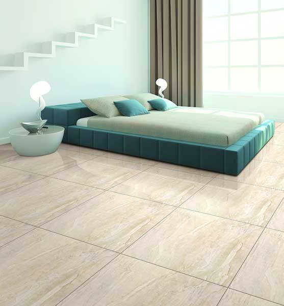 Floor vitrified tiles