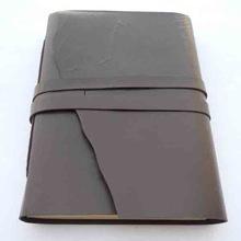 Vintage Leather Journal Notebook