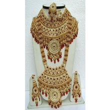 Artificial Bridal Necklace Jewelry Set