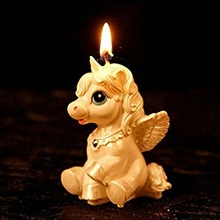 Handmade Animal Candles