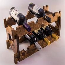Handmade Wooden Wine Cabinet