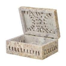 Soap Stone Potpourri Boxes