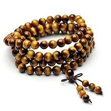 Tiger Eye Rosary Mala
