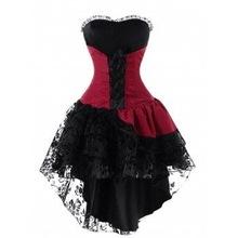 Women Corset Dress