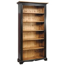 Wooden Decorative Library Book Shelves