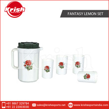 Scratch Proof and Durable Fantasy Lemon Set