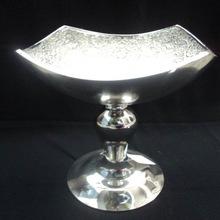 metal fruit bowl stand