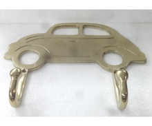 Car shape wall Hook