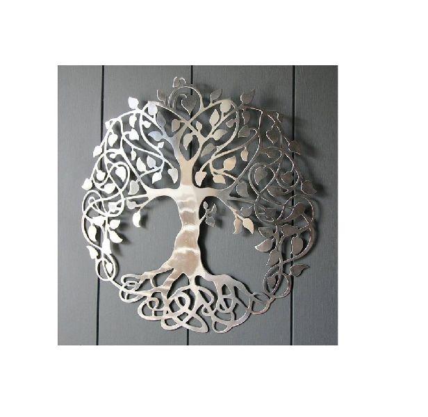 Hanging Silver Tree