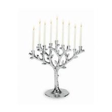Menorah Jewish Candelabra Candle Holder