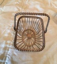 Metal Wire Mesh Basket