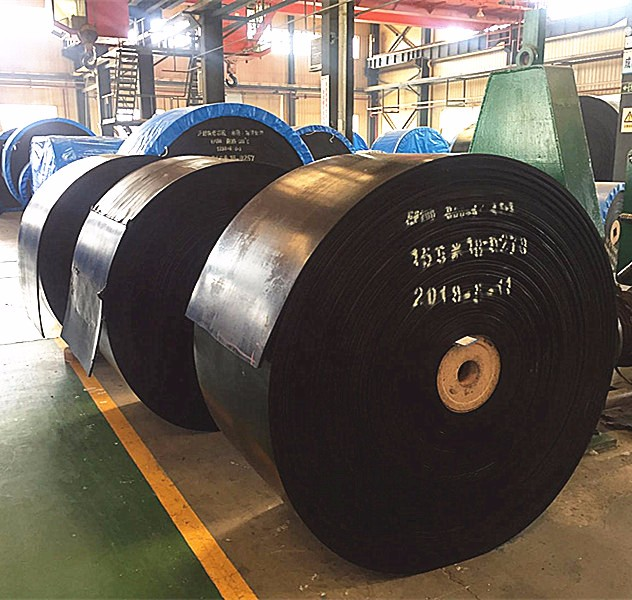Best Quality Layer EP Fabric Cord Rubber Conveyor Belt