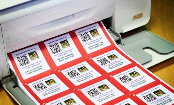 Services Sticker Printing Services From Mumbai Maharashtra