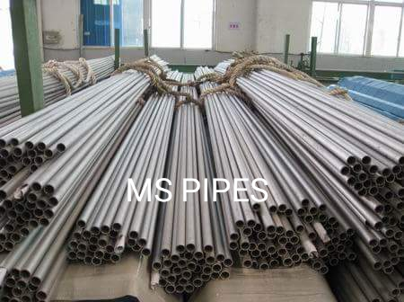 MS Pipes