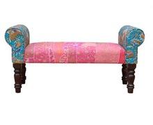 Bench Style Ottoman