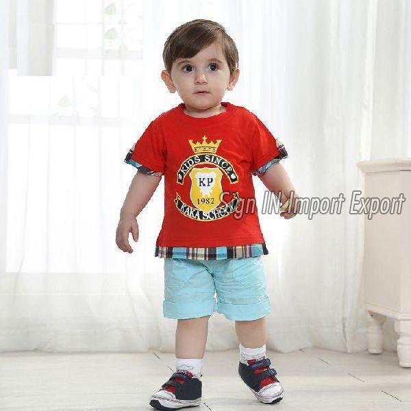 Boys T-Shirt and Short