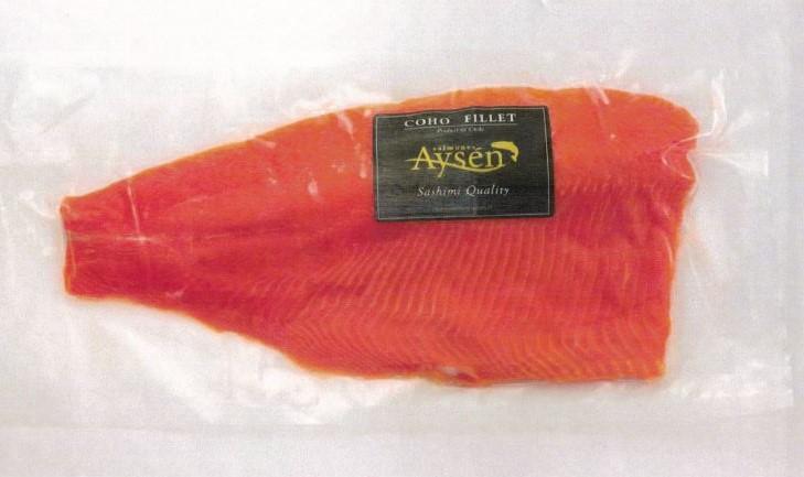 Salmon Fillet (Aysen Coho Trim D)