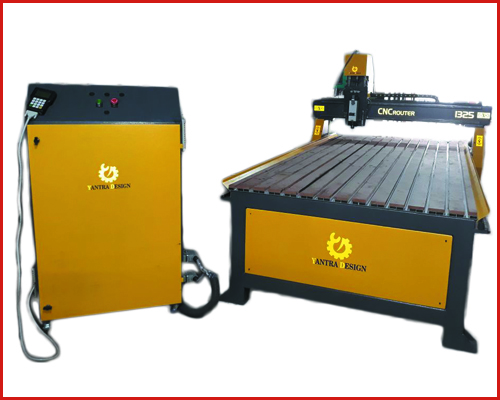 Cnc Wood Router Manufacturer In Gujarat India By Yantra Design Id