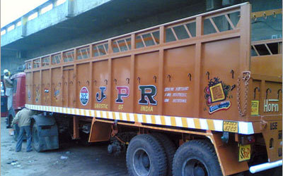Open Truck Body Manufacturer in Delhi India by bhole shankar