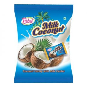 Milk Coconut candy Manufacturer in Delhi India by REBEL
