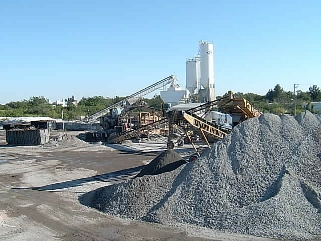 Construction Raw Material