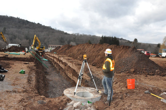 Sewer Construction Services