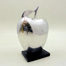 Metal Aluminium Table Top Decorative Apple