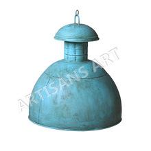 Antique Metal Hanging Lamp