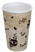 Disposable Dual Layer Heavy Duty Paper Cups