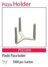 Disposable Plastic Pizza Holder