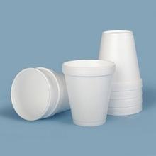 FOAM TEA CUPS