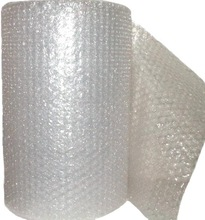 PLASTIC BUBBLE SHEET WRAP