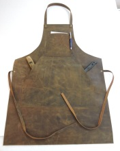 Handmade Leather Apron
