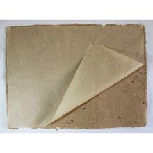 banana fiber paper sheet