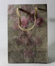 cotton paper gift bags