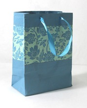 double shaded with two color bag