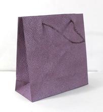 Embossed paper Bags