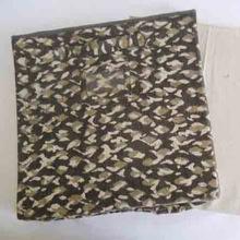 fabric stitched cardboard storage boxes