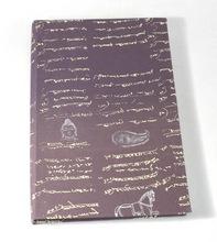 Fashion style violet color paper
