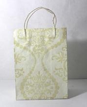 Flock Printed bags