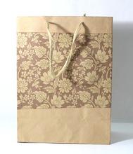 foil fancy design paper bag