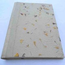 garden jute paper making photo album