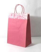 Glitter paper bags