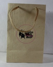 Hemp paper Bags