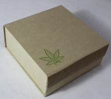 hemp paper magnetic cardboard box
