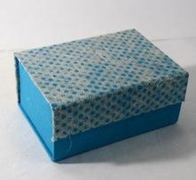 lace paper folding gift box