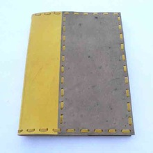 leather travel journal notebook