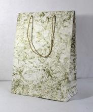 metallic strings bag