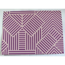 stripes printed gift sheets